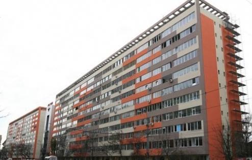 Anvelopările din Capitală. Izolație termică și antifoc?